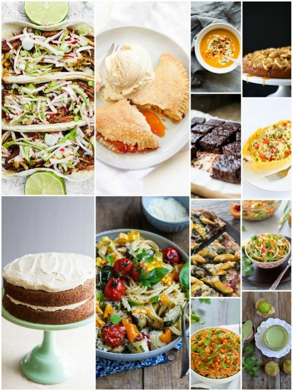 Eat Seasonal Recipes | mountainmamacooks.com #EatSeasonal