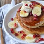 Créme Fraîche Pancakes
