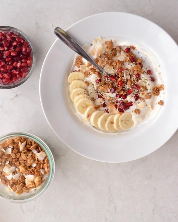 Pomegranate Yogurt Bowl Recipes — Dishmaps
