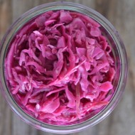 Pickled Red Cabbage | mountainmamacooks.com
