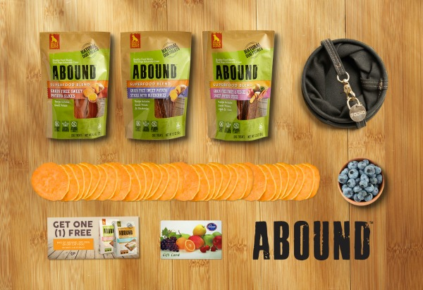 Meet Blue + Abound Giveaway | mountainmamacooks.com