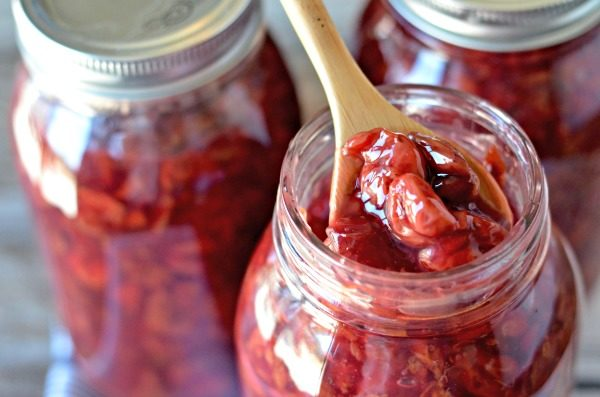 Cherry Pie for Filling | mountainmamacooks.com