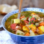 Vegetable and White Bean Soup