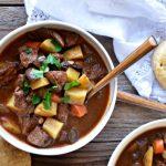 60 Minute Beef Stew