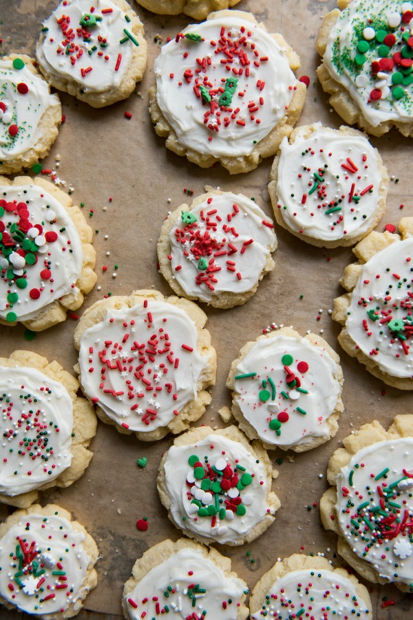 High Altitude Sugar Cookies | www.mountainmamacooks.com