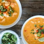 Thai Curry Veggie Soup